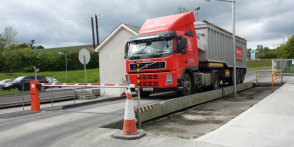 Access Control Truck Barrier by DMC